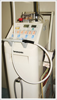 炭酸ガスレーザー治療器